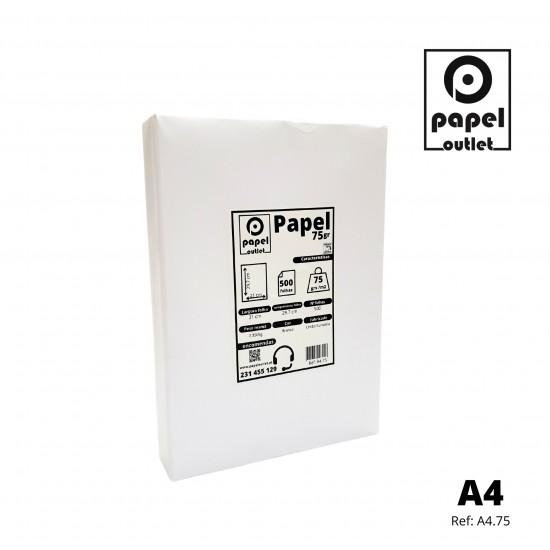 Papel A4 75Gr (resma)